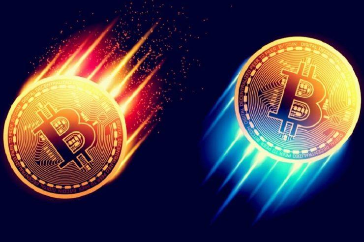 Bitcoin BTC bet