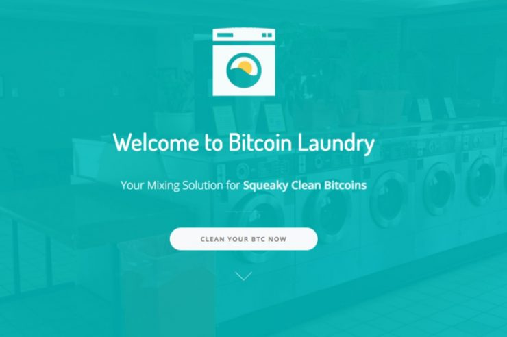 Bitcoin Laundry PR