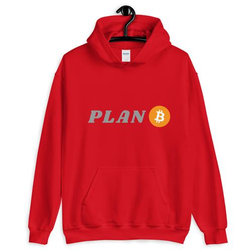 Bitcoin Plan B sweatshirt