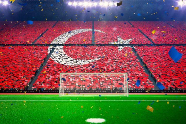Bitcoin Turkey football