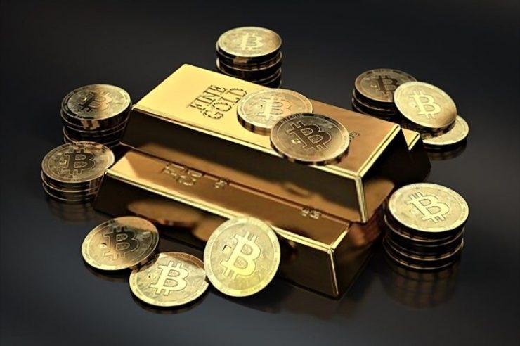 Bitcoin gold vaneck
