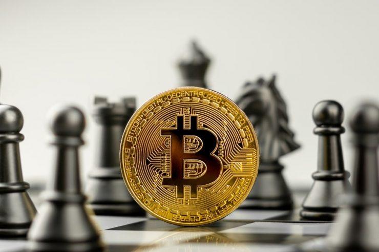 Bitcoin crossroads