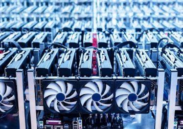 Bitcoin mining operations