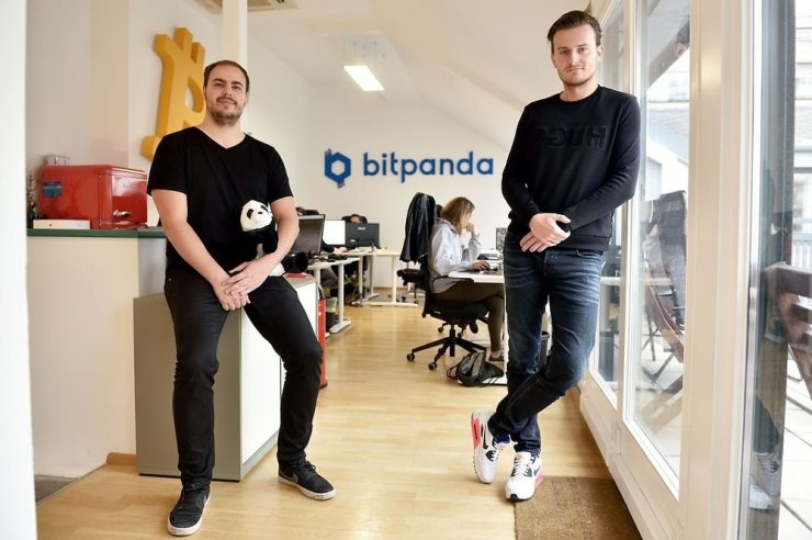 Bitpanda Founders Unicorn