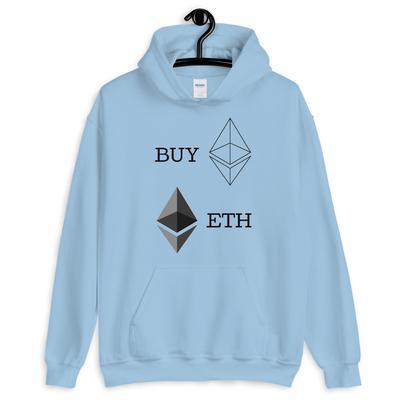Buy ETH Ethereum Hoodie