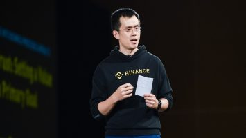 Changpeng Zhao Binance wazirX
