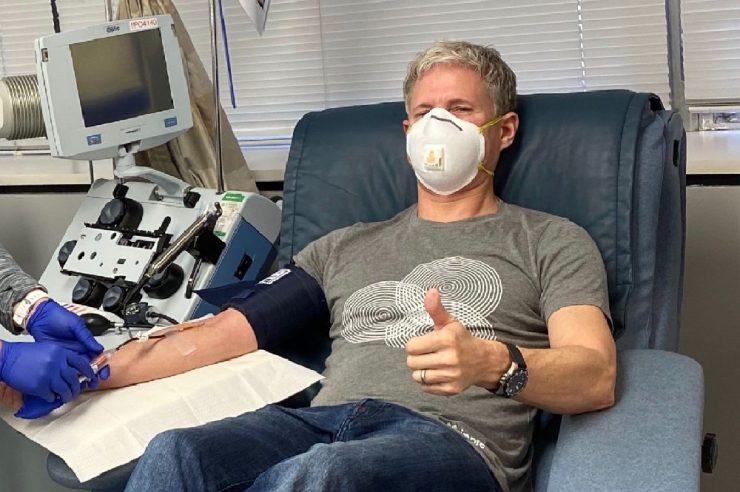 Ripple Chris Larsen Coronavirus recovery