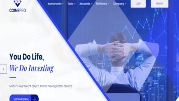 Coinepro Broker Review