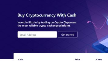 Crypto Dispensers exchange