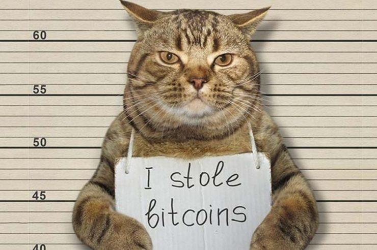Crypto theft