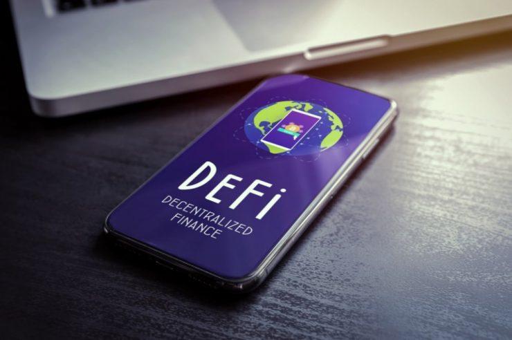 governance token DeFi protocol