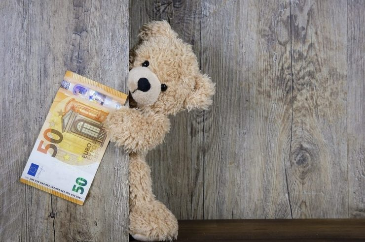 Dirty Banknotes Coronavirus