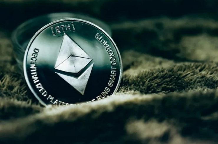 Ethereum transaction ETH