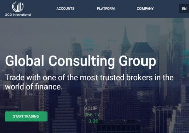 GCG International Broker