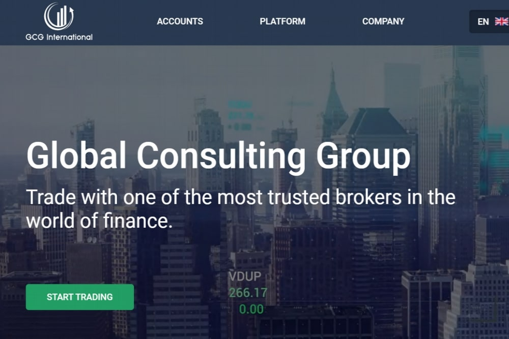 Gcg trading review