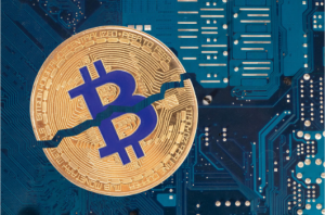 Bitcoin halving art