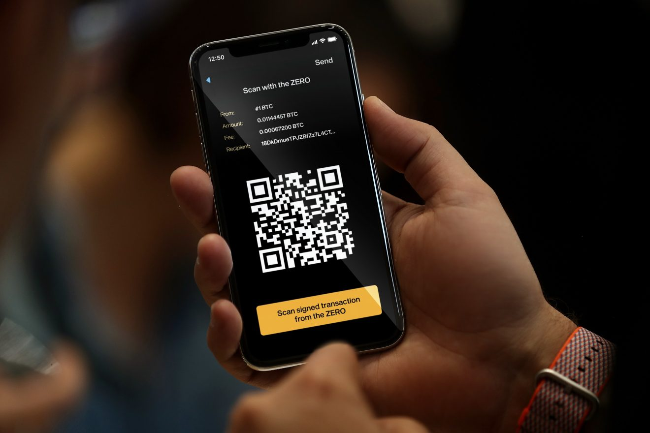 solve crypto wallet