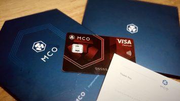 MCO visa card