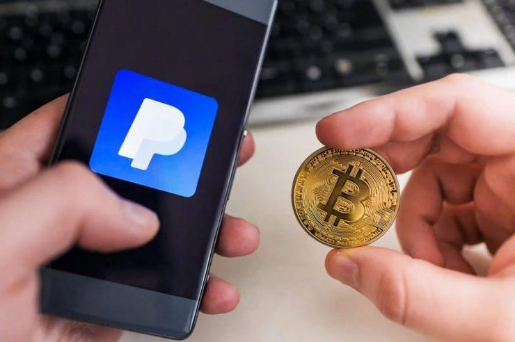 Paypal Bitcoin crypto