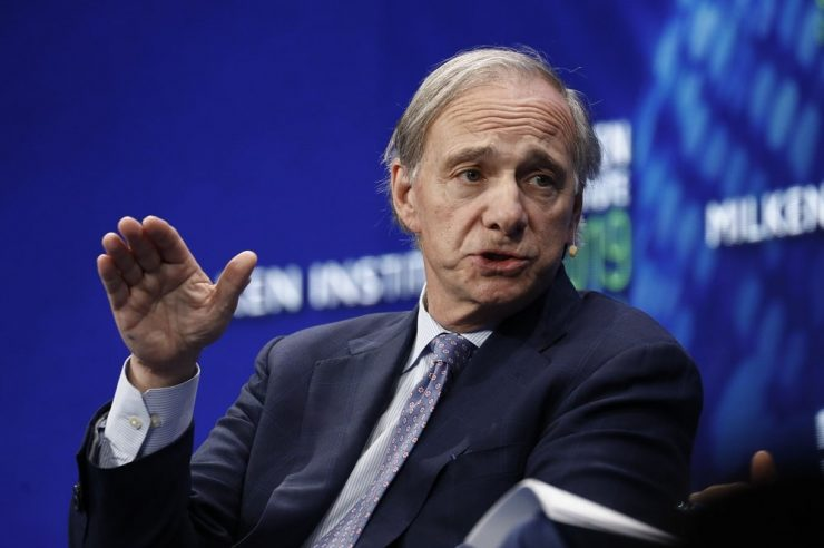 Ray Dalio on bitcoin