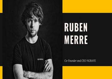 Ruben Merre Interview Photo