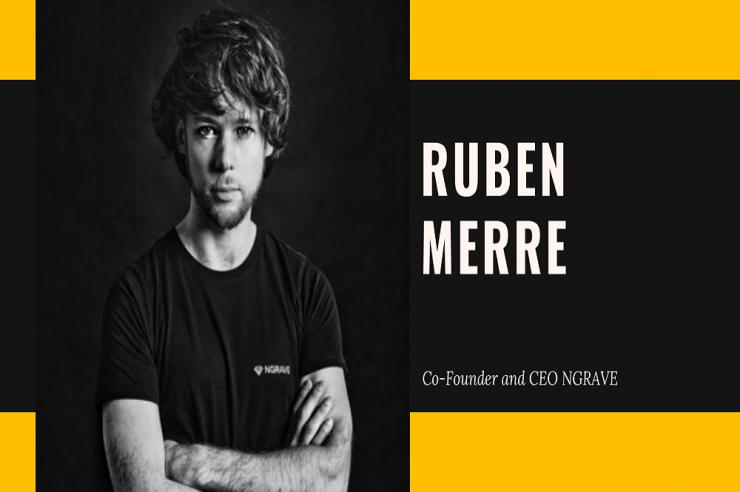 Ruben Merre Interview Photo