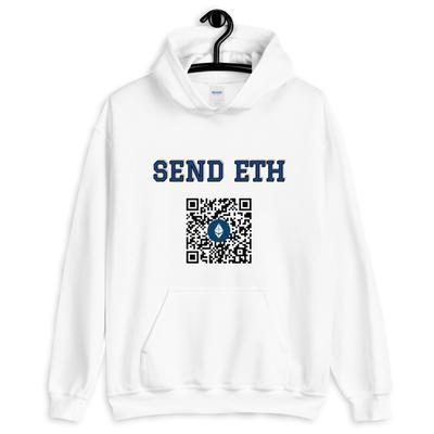 Send ETH hoodie