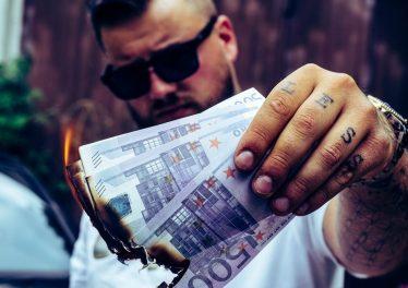 South Korea Burns Cash Crypto