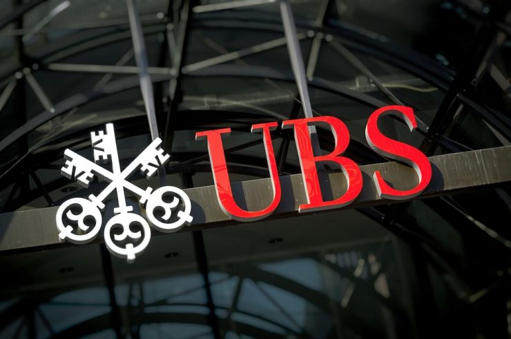 UBS Bank Crypto