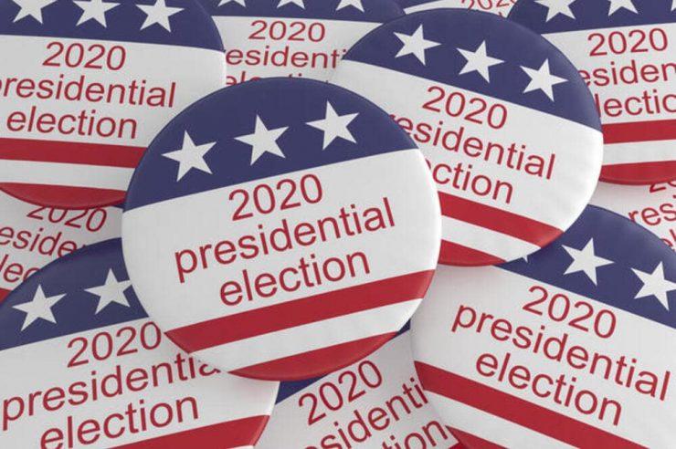 Bitcoin US election
