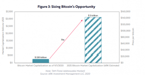 Bitcoin's Market Opportunity
