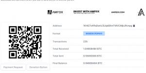Blockchain.com wallet balance